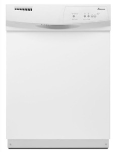 Amana® ENERGY STAR Qualified Tall Tub Dishwasher with Heated Dry