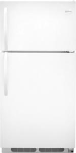 15 CU. FT. Frigidaire Top Freezer Refridgerator, White