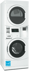 Maytag® Commercial Energy Advantage™ Stack Washer/Dryer
