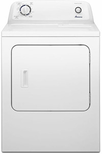 Amana® 6.5 cu. ft. Electric Dryer with Automatic Dryness Control