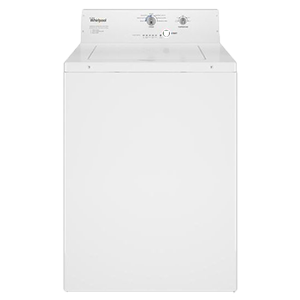 Top Load Commercial Grade Non-Coin Washer