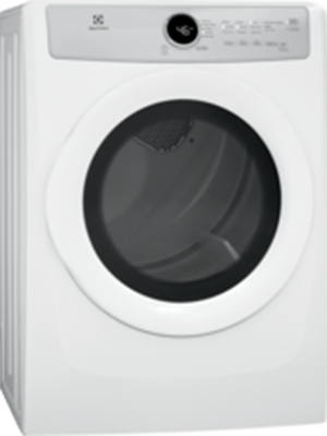 Electrolux 5 Cycle Front Load Dryer, 8 cu. ft.