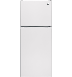 12 CU. FT. Moffat Top Freezer Apartment-Size Refrigerator, White