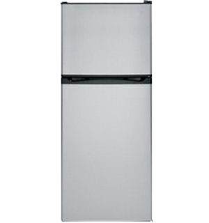 12 CU. FT. Moffat Top Freezer Apartment-Size Refrigerator, Stainless